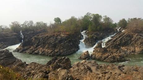 Waterfall aux 4000 îles au Laos