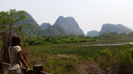 Trek à Thakhek au Laos