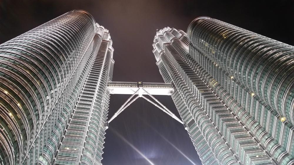 Tours Petronas à Kuala Lumpur en Malaisie